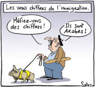 Les vrais chiffres de l'immigration